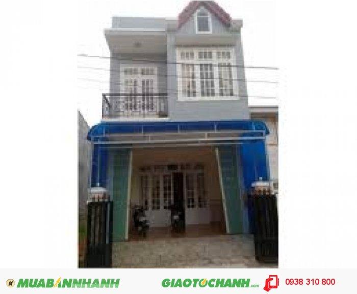 Bán nhà 1 lầu Nguyễn Văn Đậu, P.11, Q.Bình Thạnh, Dt 3.05x8.8m, hướng Tây Nam, giá 1.5 tỷ/TL.