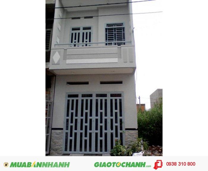 Bán nhà HXH Nơ Trang Long, P.12, Q.Bình Thạnh, 3.25x7.1m, giá 1.5 tỷ/TL