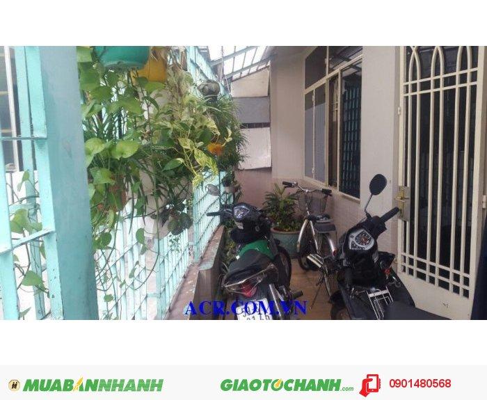 Bán nhà HXH Nơ Trang Long, Phường 11, Quận Bình Thạnh,  84m2, Giá 3.99 tỷ/TL