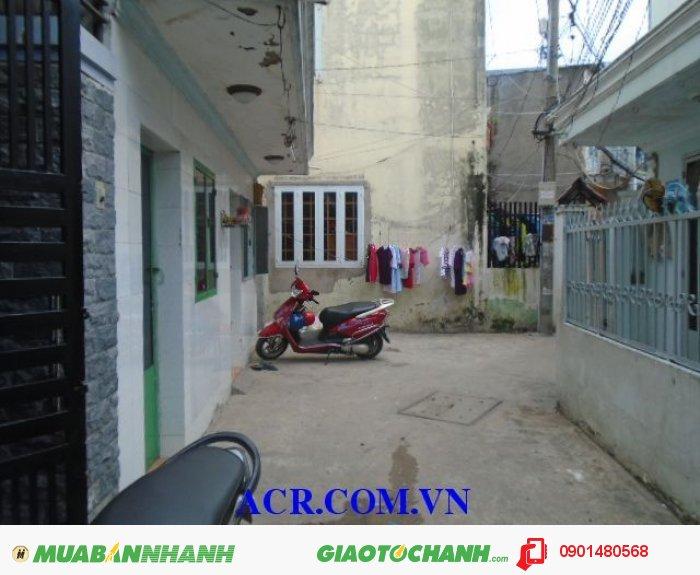 Bán nhà hẻm Huỳnh Tấn Phát, P. Tân Thuận, Quận 7, DT 78m2, Giá 2.3 tỷ/TL