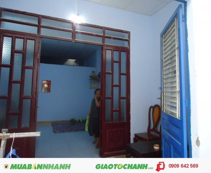 Nhà giá cực rẻ,đường Nguyễn Thời Trung,  Quận 5, 2L, diện tích: 3.2m*16m, giá 7 tỷ (TL)
