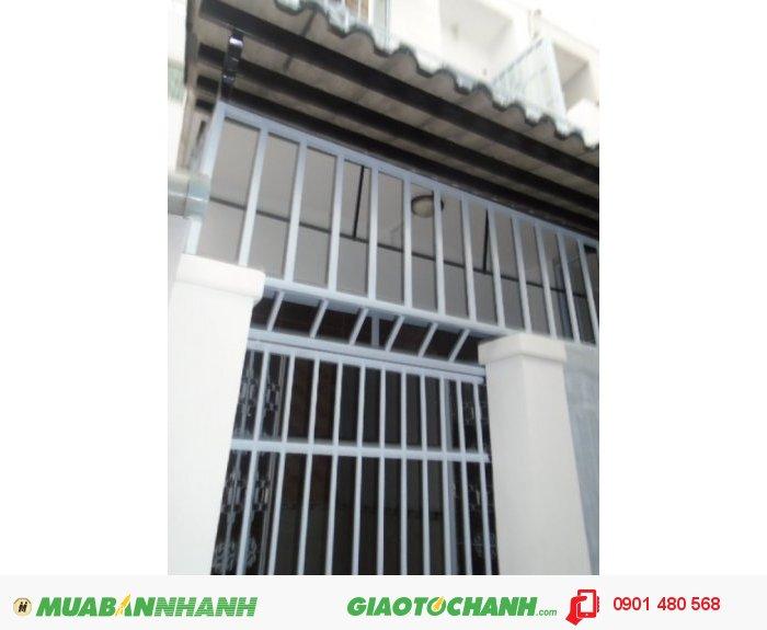 Bán nhà Huỳnh Tấn Phát, Phường Tân Phú, Quận 7, 23.04m2, Giá 550 triệu/TL.