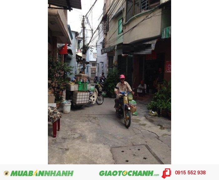 Bán nhà Q5, HXH Trần Phú , 31.8m2 , nhà c4 , GIÁ 2.28 tỷ/TL