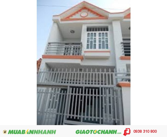 Bán nhà 1 sẹc Nguyễn Tiểu La, P.8, Q.10, Dt 3x9.5m, hướng Tây Bắc, giá 2.3 tỷ/TL.