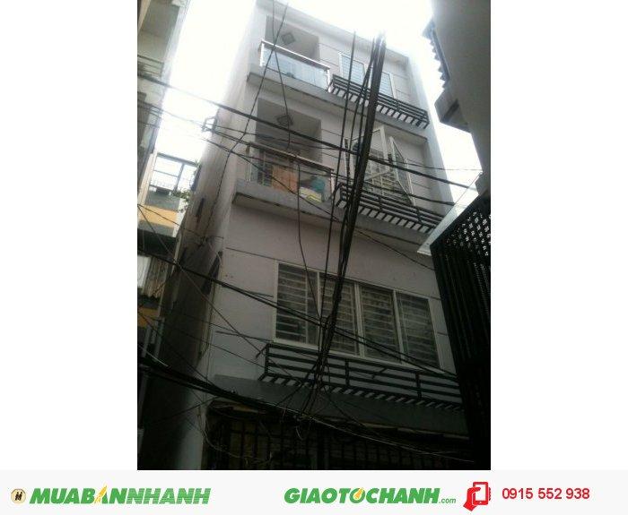 Bán nhà Q3, Hoàng Sa , 21.7m2 , nhỏ gọn lửng 2 lầu , GIÁ 1.85 tỷ/TL