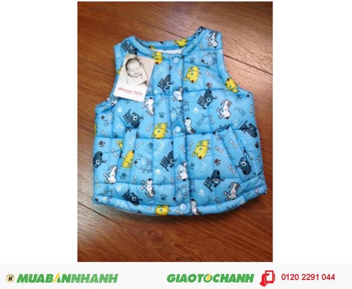 Áo phao momma đủ màu đủ size cho bé từ 8-15 kg hàng Viêt  Nam chất lượng cao2
