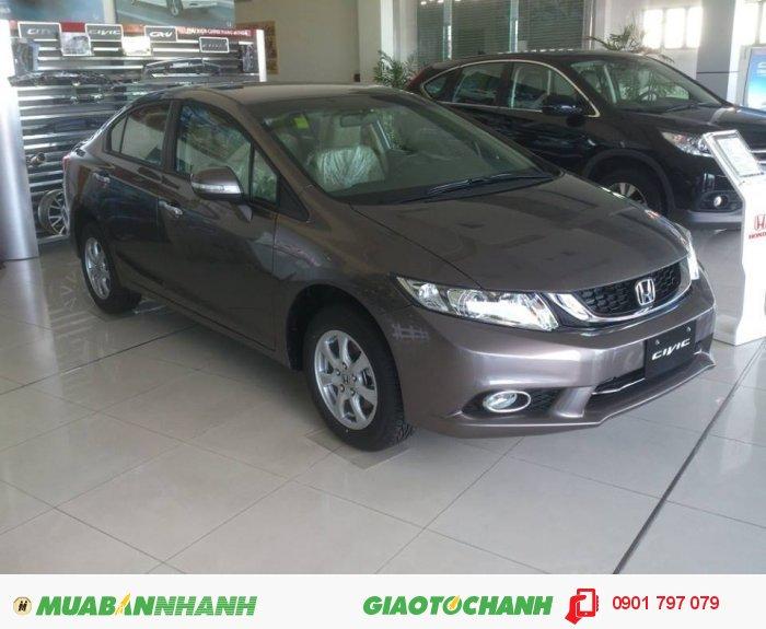 Honda Civic 2016 - Giá tốt- khuyến mãi cao tại Đà Nẵng