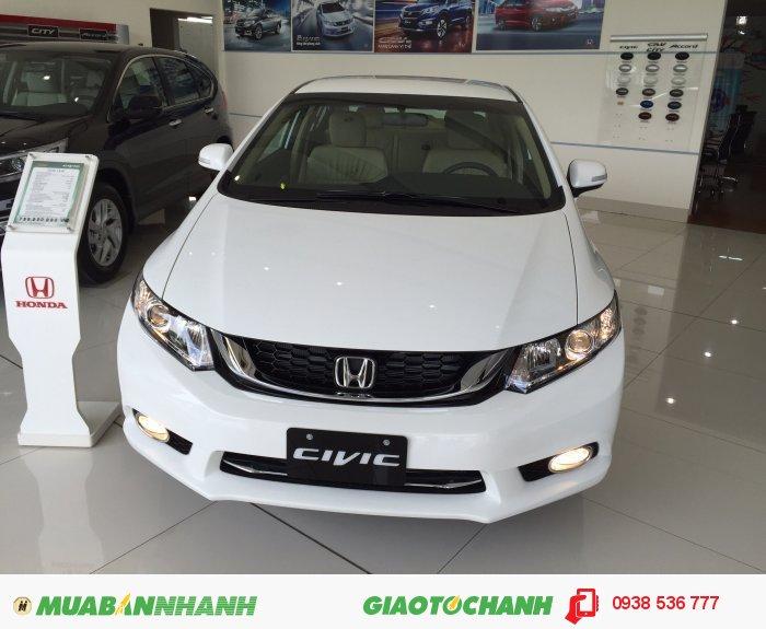 Honda Civic sản xuất năm 2016 Số tự động Hybrid