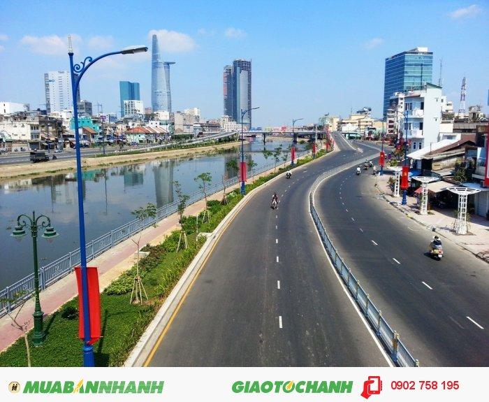 Căn hộ liền kề phố đi bộ Nguyễn Huệ- giá 1.9 tỷ - 2PN- 1WC- 70 m2