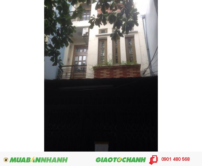 Bán nhà Dương Quảng Hàm, phường 5, Quận Gò Vấp, 40m2, Giá 2.15 tỷ/TL