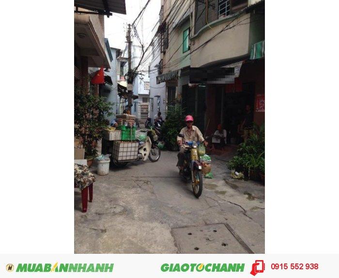 Bán nhà Q5, HXH Trần Phú , 31.8m2 , nhà c4 , GIÁ 2.1 tỷ/TL