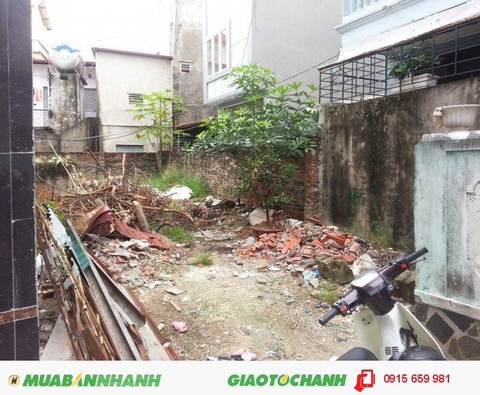 Bán 34m2 đất ở ngõ 42 Triều Khúc, Thanh Xuân