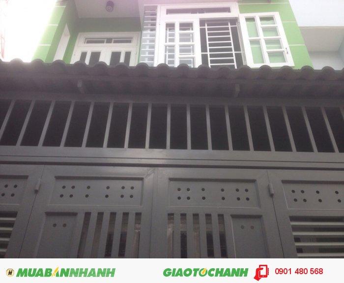 Bán nhà Phạm Văn Chiêu, Phường 14, Quận Gò Vấp,  40m2, Giá 1.57 tỷ/TL