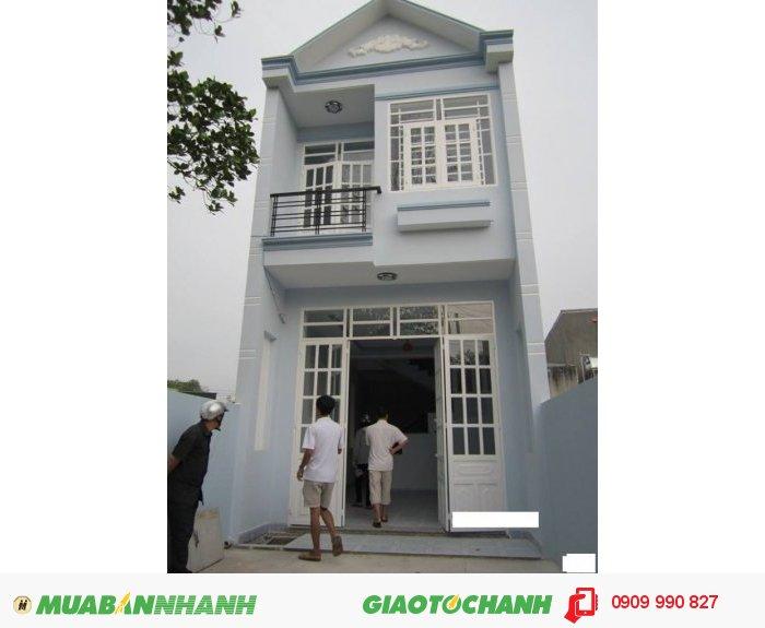 Nhà phố cao cấp mới xây, giá chỉ 745triệu/căn, sổ hồng riêng, đường 10m, liền kề KĐT Phú Mỹ Hưng 2