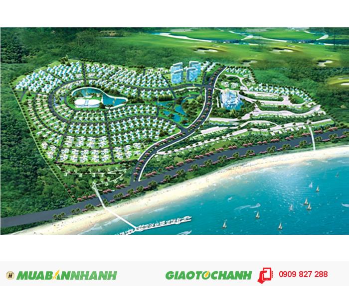 Thanh toán 499 triệu nhận ngay nền biệt thự Sunny Villa, vịnh hòn rơm, cam kết lợi nhuận 8%/năm