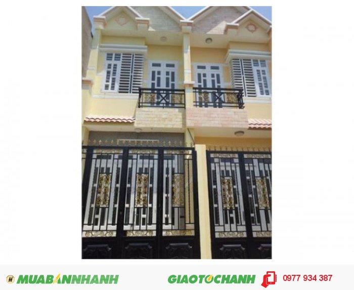 Nhà đẹp 3 tầng, Nguyễn Hữu Thọ , 785 triệu, 90m2