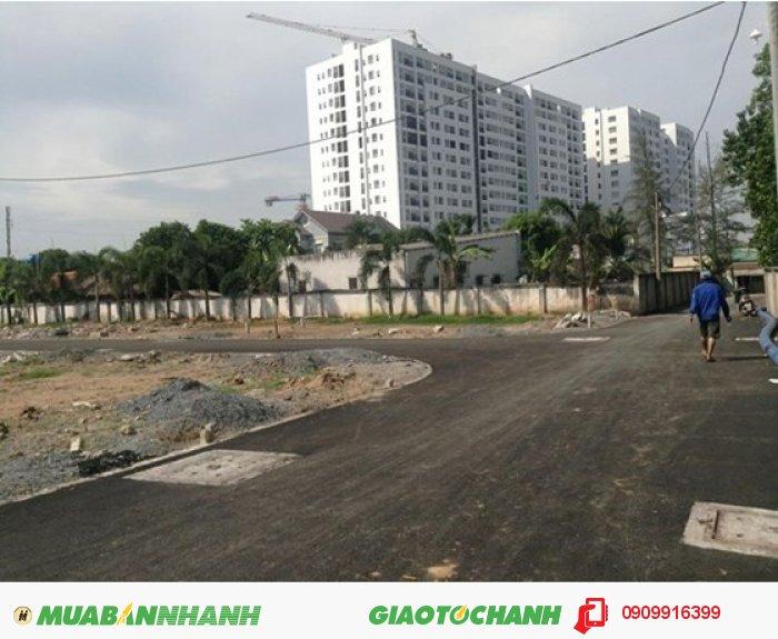 Bán gấp đất thổ cư đường Phạm Hữu Lầu