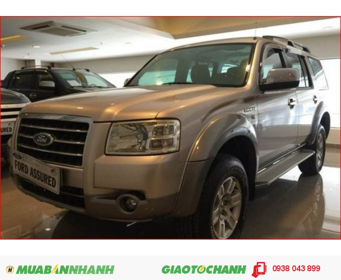 2007 Ford Everest SUV