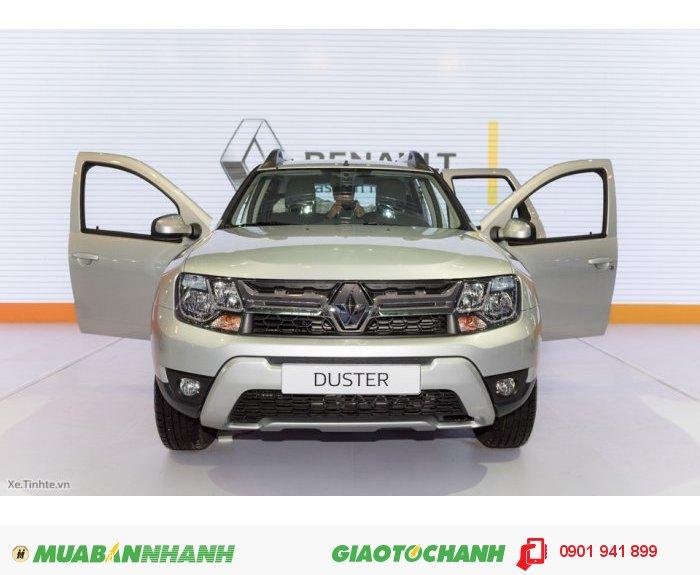 Xe Renault Duster 2.0 4x4. Nhập khẩu nguyên chiếc