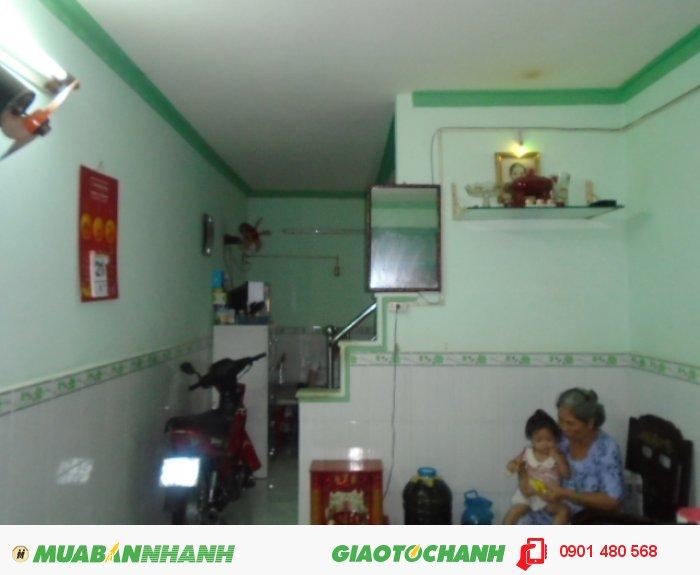 Cần tiền bán nhà Nguyễn Văn Quỳ, P. Phú Thuận, Quận 7, 21m2, Giá 900 triệu/TL