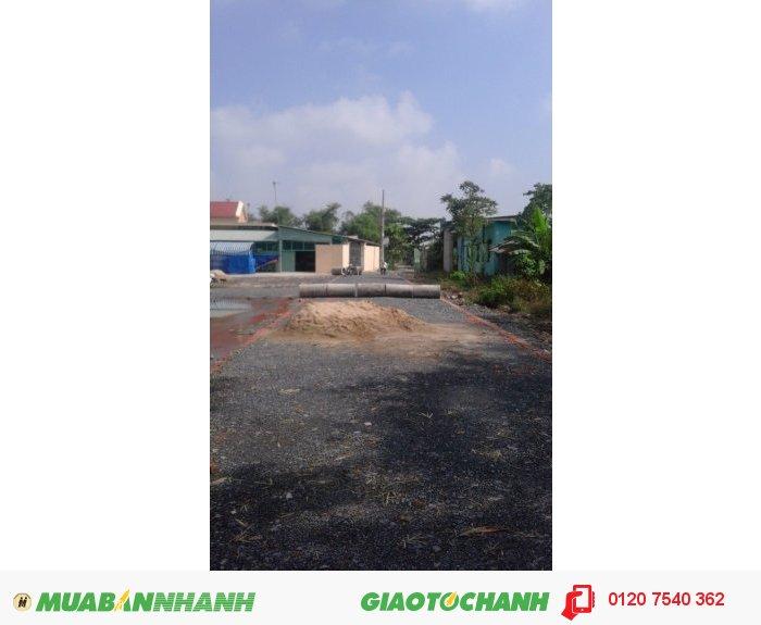 Bán gấp đất thổ cư 100% liên ấp 123 ,Vĩnh Lộc A –Bình Chánh