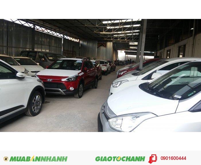 Hyundai Grand i10 2015 giá rẻ