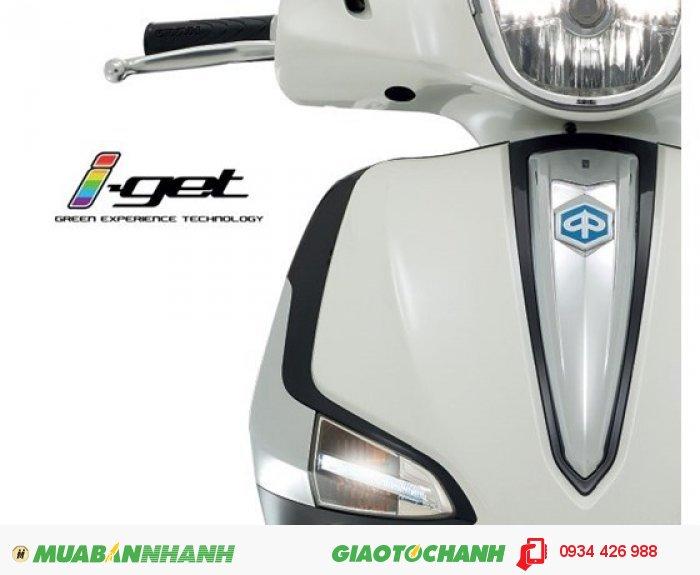 Piaggio ET sản xuất năm 2015