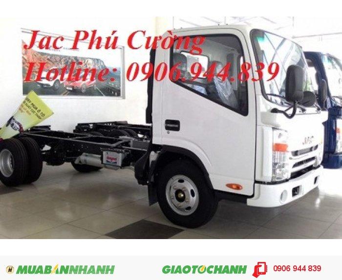 Chuyên bán xe tải Jac 1 tấn 49/ 2 tấn/ 3 tấn/ 3 tấn 5/ 5 tấn giá tốt( chính hãng) 0