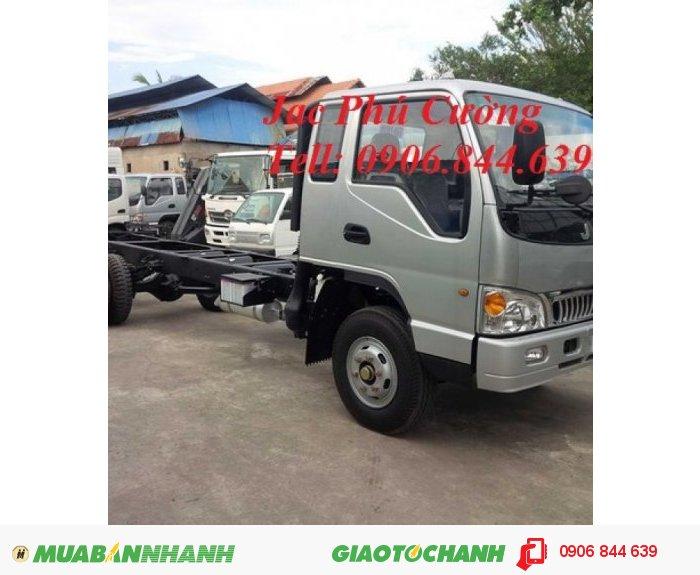 Báo giá xe tải Jac 6 tấn/ Jac 7 tấn/ Jac 7 tấn 2/ Jac 8 tấn