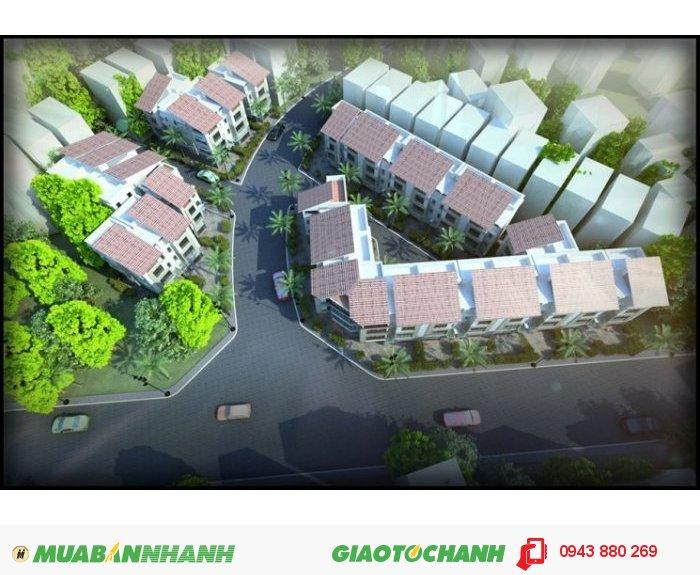 Bán đất dự án nhà biệt thự liền kề tại phường Mai Động đối diện Times City, giá chỉ 67tr/m2