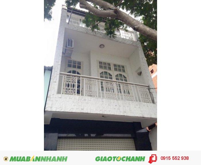 Bán nhà Q1, MT Hoàng Sa , 4.4x8.5m , 2 lầu mới đẹp,  GIÁ 5.75 tỷ/TL
