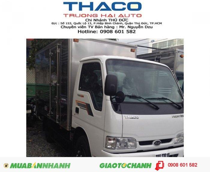 Xe tải 2.3 tấn, 2.4 tấn - Thac Trường Hải