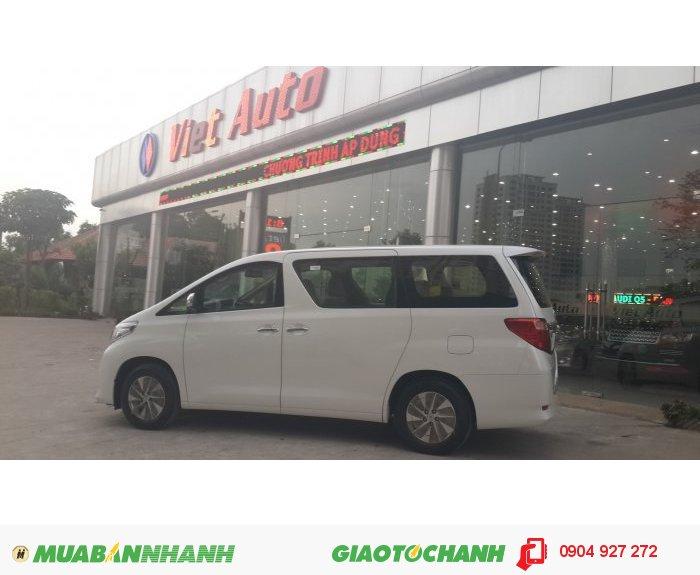 Toyota Alphard 3.5V6 2015