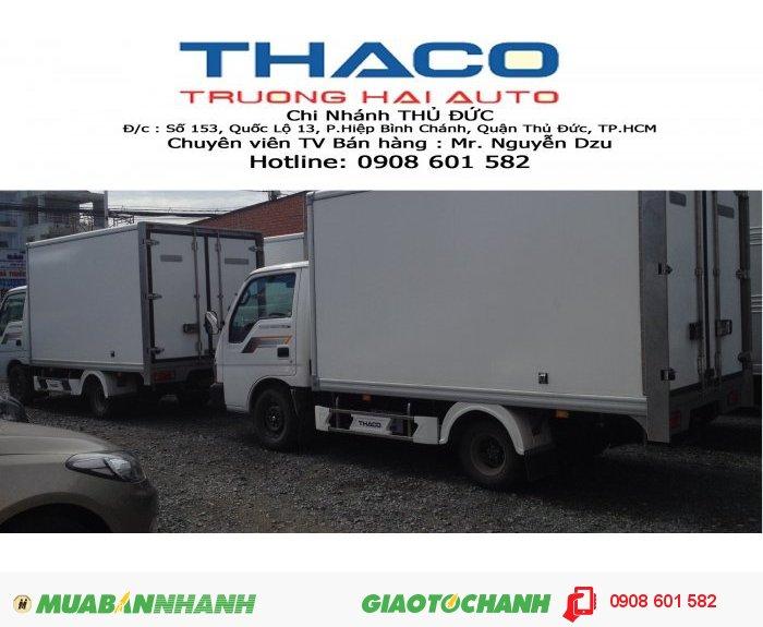 Xe tải KIA 2.3 tấn, 2.4 tấn (2015) - Trường Hải Ô tô