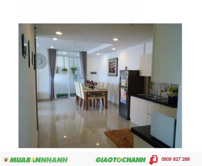 Căn hộ Skyway Residence mặt tiền đường Nguyễn Văn Linh, giá chỉ 12,8 tr/m2