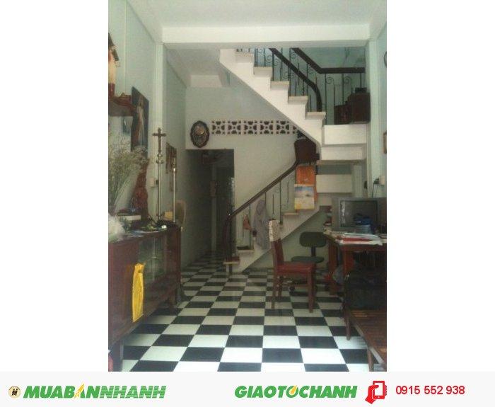 Bán nhà Q3, Trần Văn Đang,  57.8m2 , 1 lầu mới , GIÁ 2.975 tỷ/TL