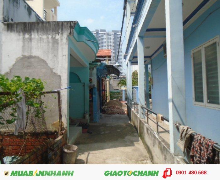 Bán nhà hẻm Huỳnh Tấn Phát, P. Phú Thuận, Quận 7, 30m2, Giá 600 triệu/TL
