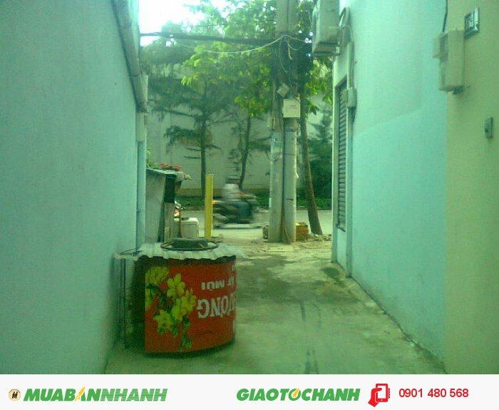 Bán nhà hẻm Nguyễn Hữu Cảnh, Phường 22, Quận Bình Thạnh,  40.5m2, Giá 3.55 tỷ/TL.