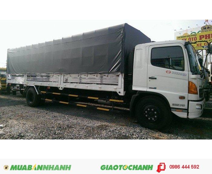 Bán xe Hino FL 15 tấn thùng ngắn đời 2015 2