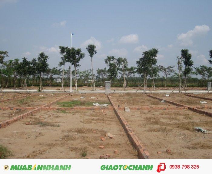 Đất diện tích 546m2, mặt tiền đường nhựa An Hạ, xã Phạm Văn Hai, Bình Chánh, 1.35 tỷ