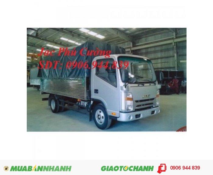 Chuyên bán xe tải Jac 1T49(1 tấn 49)/=1 tấn 5/6T4/ 2 tấn 5/ 3 tấn 5/ 5 tấn giá tốt( chính hãng)