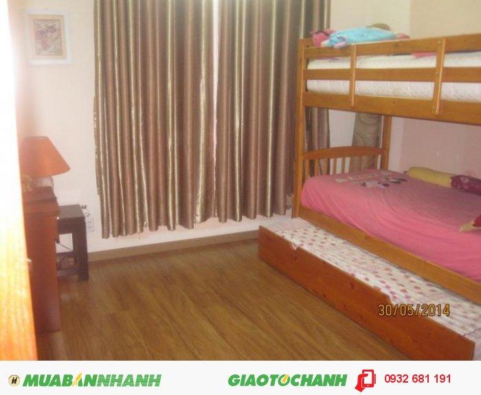 Cho thuê căn hộ Phú Gia Hưng Gò Vấp, 2 phòng ngủ, 81 m2, giá 6tr/tháng