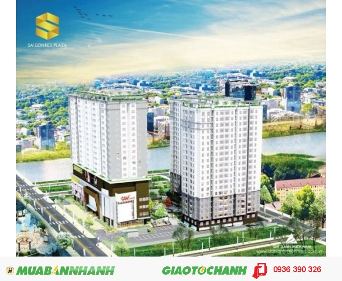 Bán căn hộ chung cư cao cấp khu vực Bình Thạnh , nội thất đầy đủ