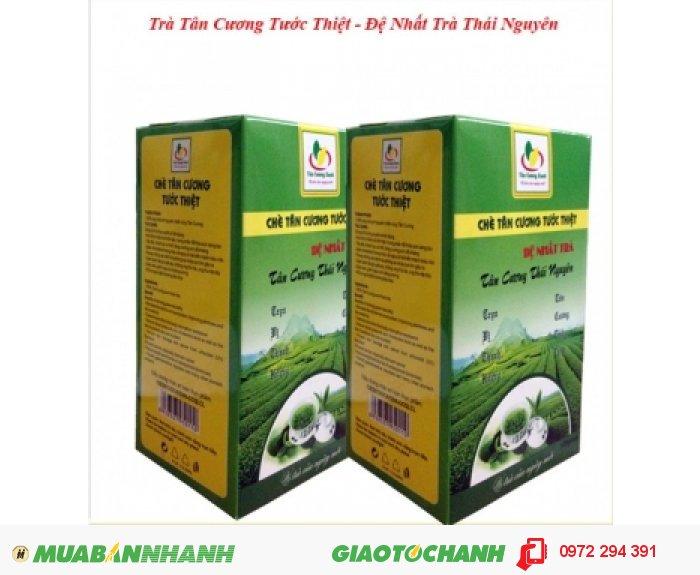 Trà Tân Cương Tước Thiệt 100% búp trà xanh1