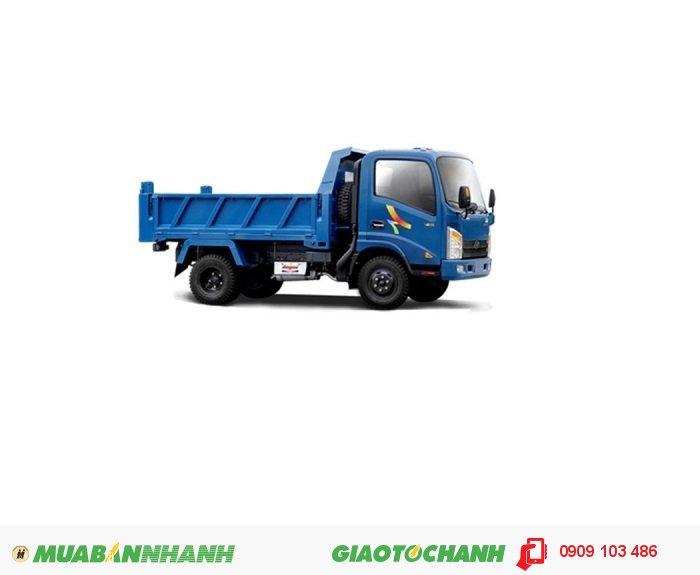 Xe Ben Hyundai Veam Vb350 Tải Trọng 3,5T Thùng Dài 3,1M