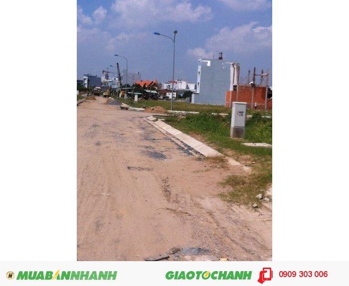 Bán lô đất Kim Sơn phường 13, BT, DT 110m2 giá 27,5 triệu
