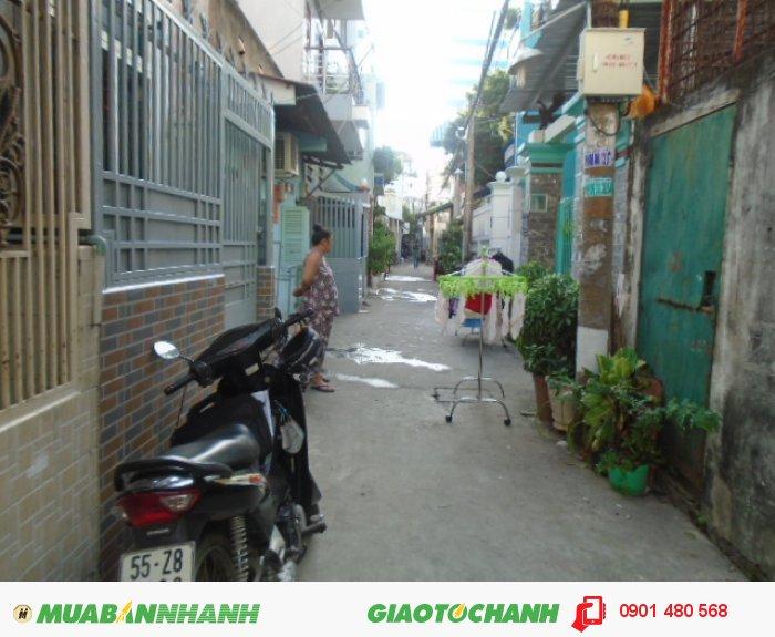 Bán GẤP nhà Trần Xuân Soạn, Phường Tân Hưng, Quận 7, 30m2, Giá 1.3 tỷ/TL