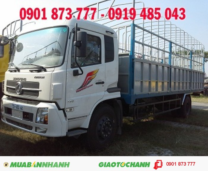Bán Xe tải thùng Dongfeng 8 tấn 9 tấn 10 tấn 11 tấn 13 tấn 17 tấn 18 tấn, Mua xe tải Dongfeng giá rẻ 3