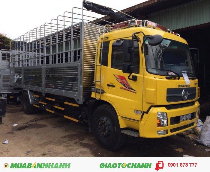 Bán Xe tải thùng Dongfeng 8 tấn 9 tấn 10 tấn 11 tấn 13 tấn 17 tấn 18 tấn, Mua xe tải Dongfeng giá rẻ 4