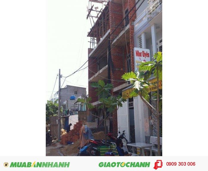 Chính chủ cần bán lại lô đất ngã tư Nơ Trang Long DT54m2 giá 2,35 tỷ.